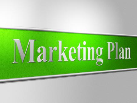 Free Stock Photo of Marketing Plan Means Suggestion Ploy And Procedure