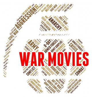 Free Stock Photo of War Movies Shows Military Action And Cinema