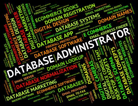 Free Stock Photo of Database Administrator Means Supervisor Chief And Manager