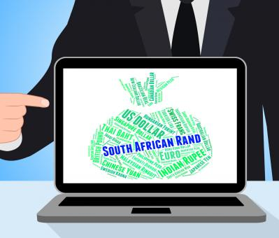 Free Stock Photo of South African Rand Means Forex Trading And Exchange