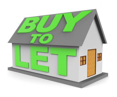 Free Stock Photo of Buy To Let Means Landlord Buying 3d Rendering