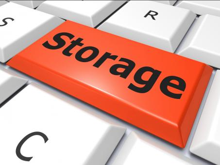 Free Stock Photo of Data Storage Indicates Hard Drive And Archive