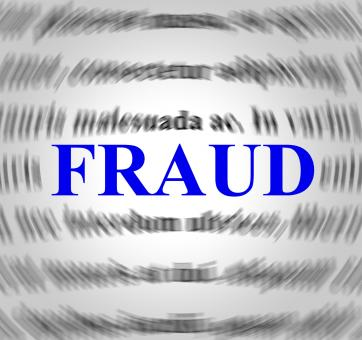 Free Stock Photo of Fraud Definition Indicates Rip Off And Con