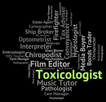 Free Stock Photo of Toxicologist Job Indicates Occupation Recruitment And Career