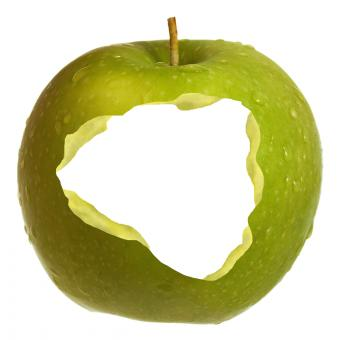 Free Stock Photo of An Apple A Day For Health