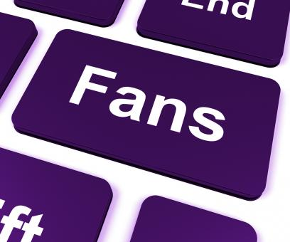 Free Stock Photo of Fans Key Shows Follower Or Internet Fan