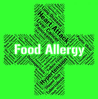Free Stock Photo of Food Allergy Represents Hay Fever And Ailment