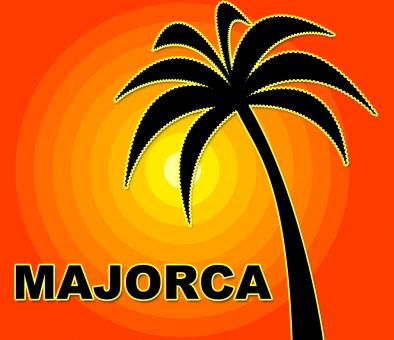 Free Stock Photo of Majorca Holiday Indicates Go On Leave And Heat