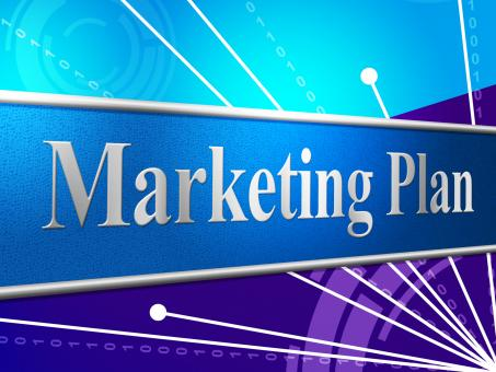 Free Stock Photo of Marketing Plan Indicates Idea Sales And Scheme