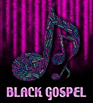 Free Stock Photo of Black Gospel Means Sound Track And Acoustic