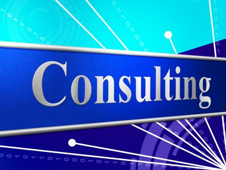 Free Stock Photo of Consult Consulting Means Seek Advice And Confer