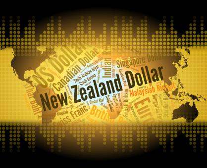 Free Stock Photo of New Zealand Dollar Indicates Foreign Exchange And Currencies