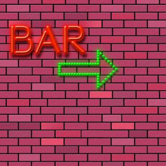 Free Stock Photo of Brick Wall Indicates Traditional Pub And Alcohol
