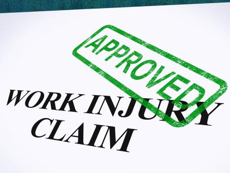Free Stock Photo of Work Injury Claim Approved Shows Medical Expenses Repaid