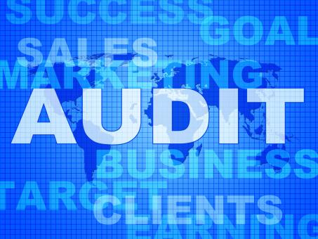 Free Stock Photo of Audit Words Represents Finances Validation And Accounting