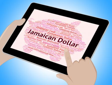 Free Stock Photo of Jamaican Dollar Represents Currency Exchange And Dollars