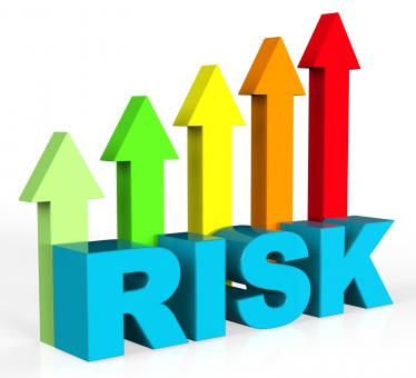 Free Stock Photo of Increase Risk Means Hurdle Danger And Insecurity