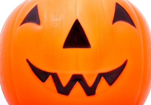 Free Stock Photo of Halloween Pumpkin For Trick Or Treat