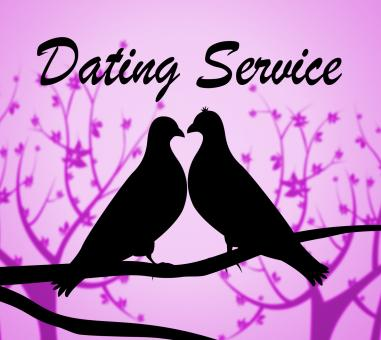 Free Stock Photo of Dating Service Indicates Web Site And Assist