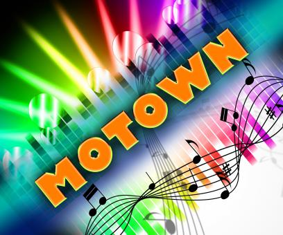 Free Stock Photo of Motown Music Means Sound Tracks And Harmony