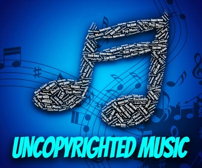 Free Stock Photo of Uncopyrighted Music Indicates Intellectual Property Rights And C
