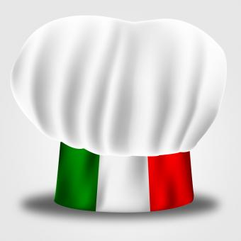 Free Stock Photo of Italy Chef Shows Cooking In Kitchen And Catering