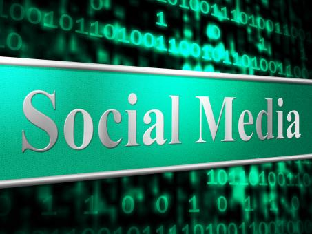 Free Stock Photo of Social Media Shows Forums Internet And Web