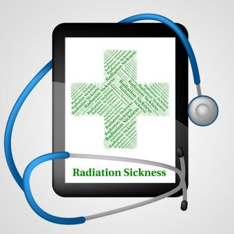 Free Stock Photo of Radiation Sickness Represents Poor Health And Acute