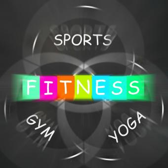 Free Stock Photo of Fitness Activities Displays Sports Yoga and Gym Exercise