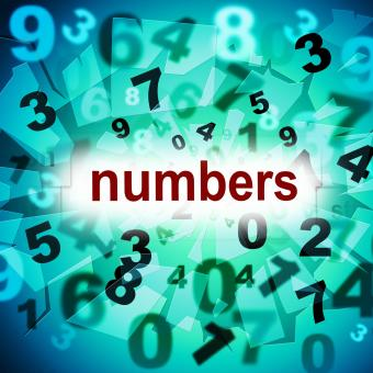 Free Stock Photo of Mathematics Counting Shows One Two Three And Learn