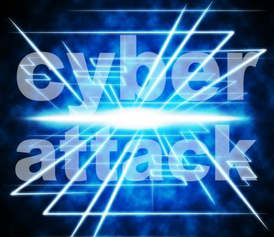 Free Stock Photo of Cyber Attack Shows World Wide Web And Criminal