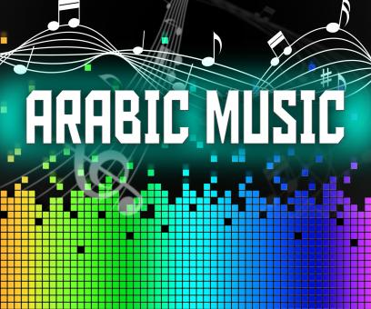 Free Stock Photo of Arabic Music Shows Middle East And Arabia