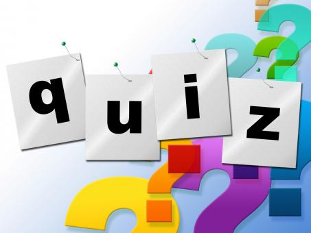 Free Stock Photo of Quiz Questions Means Frequently Puzzle And Quizzes