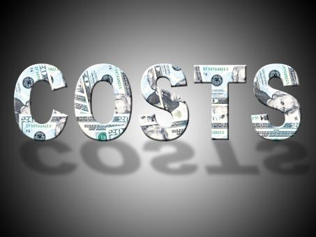 Free Stock Photo of Costs Dollars Means United States And Balance