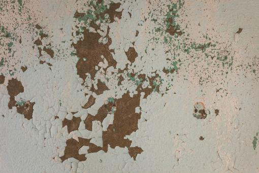 Free Stock Photo of Peeling Grunge Wall Texture