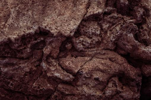 Free Stock Photo of Old Volcanic Rock Texture