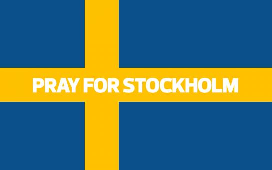 Free Stock Photo of Stockholm Terror Attack