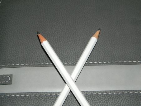 Free Stock Photo of Two Pencils