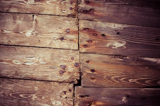 Free Stock Photo of Old Wood Wall Texture
