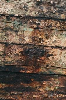 Free Stock Photo of Old Grunge Wooden Surface