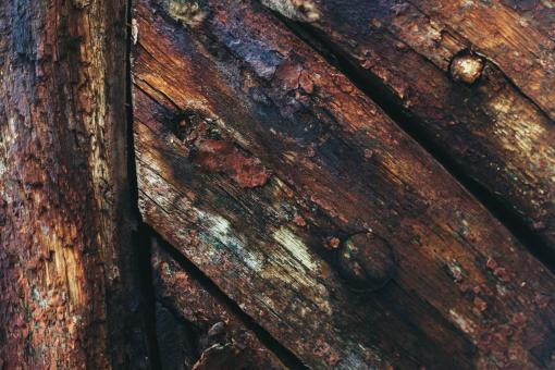 Free Stock Photo of Grungy Wood Background