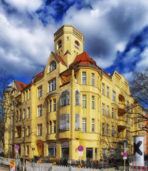 Free Stock Photo of Berlin Friednau