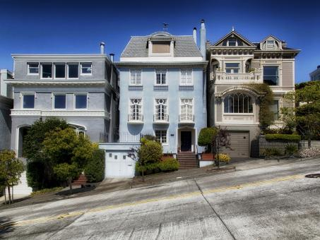 Free Stock Photo of Residence in San Francisco