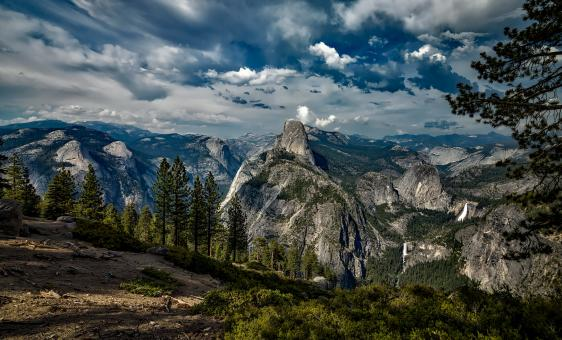 Free Stock Photo of Yosemite