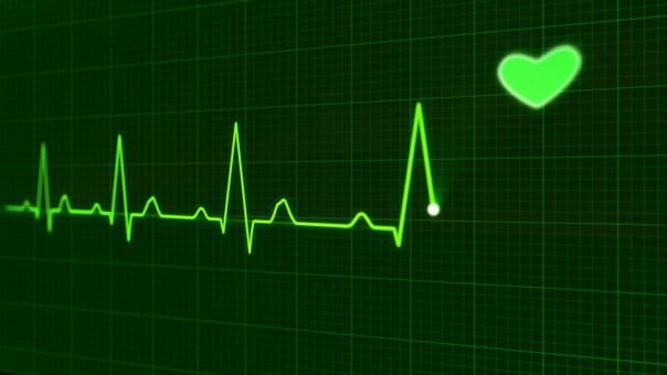 Free Stock Photo of Heart Beat
