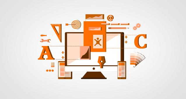 Free Stock Photo of Web Design - Website Development - Illustration