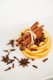 Free Stock Photo of Anise and Vanilla Sticks