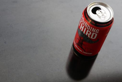 Free Stock Photo of Can of Rounding Third