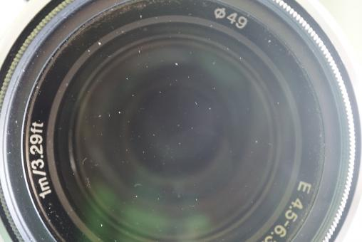 Free Stock Photo of Lens