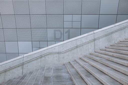 Free Stock Photo of Stairs in the City